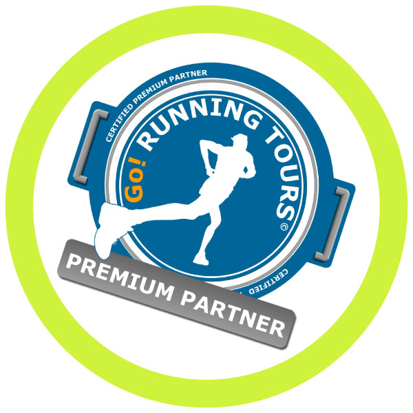 Go Running Tours Logo